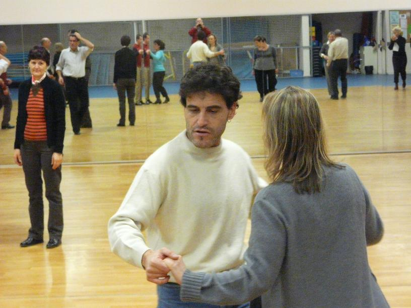 JC Grayel danse